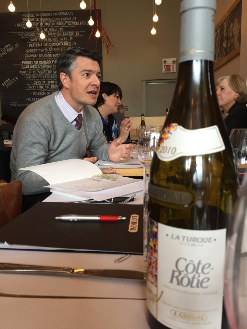 Guigal La Landonne 2010 : un grand vin peut-il être dégusté à l'anonyme?  - Page 2 Img_5310