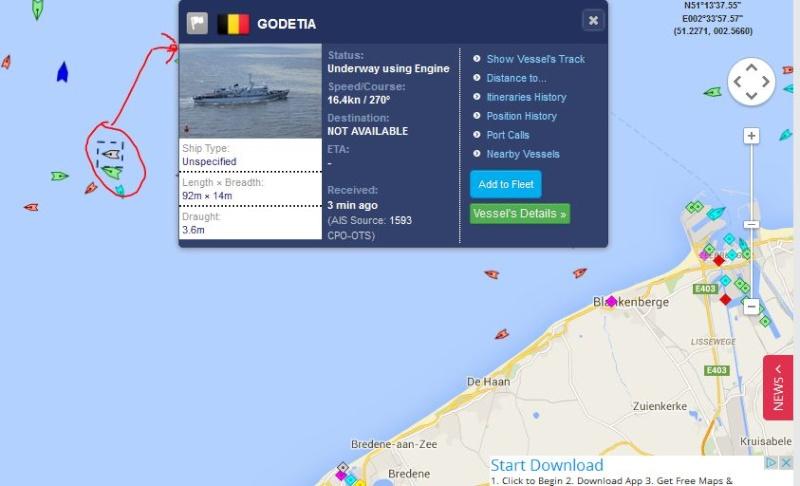 Le Godetia en route pour la Méditerranée Godeti10