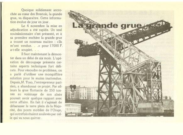 Nouvelle du port militaire de Brest Grande10