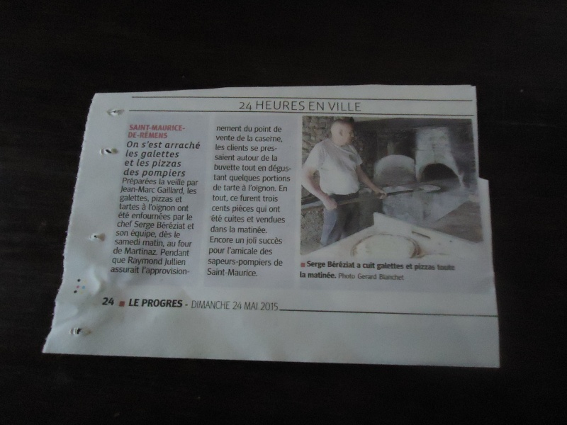 coupures de presse - Page 2 Dsc07429