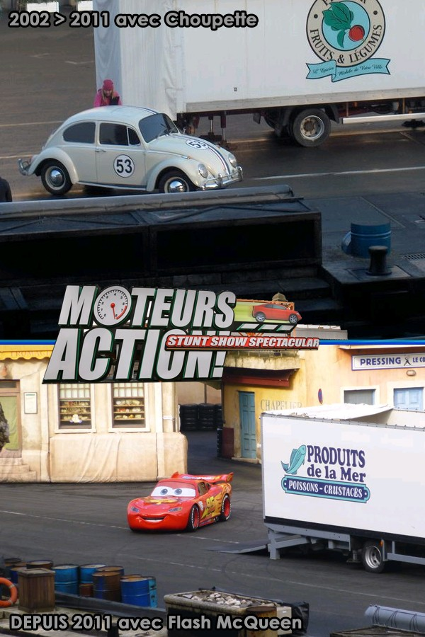 Herbie disney france Stunts10