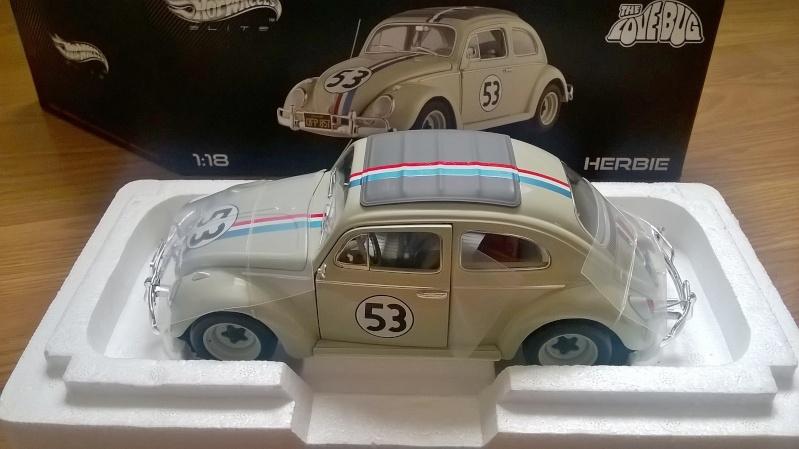 HotWheels 2014 - Herbie 1:43 et 1:18 Wp_20142