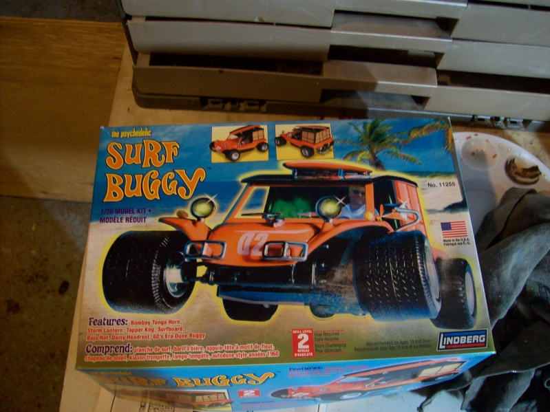 dune buggy 1/20 Projet16