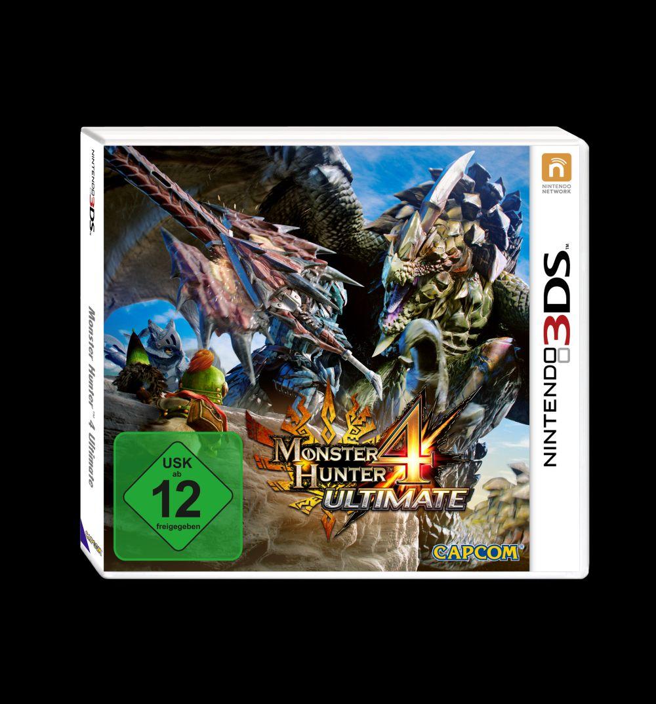 Monster Hunter 4 Ultimate Erster Einblick - Inklusive Demo N3ds_m10