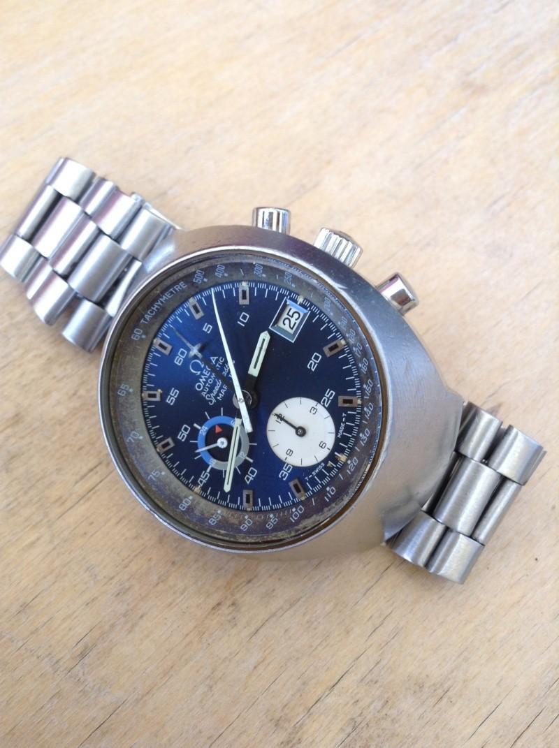 omega - Omega speedmaster Mark III 176-002 Img_0417