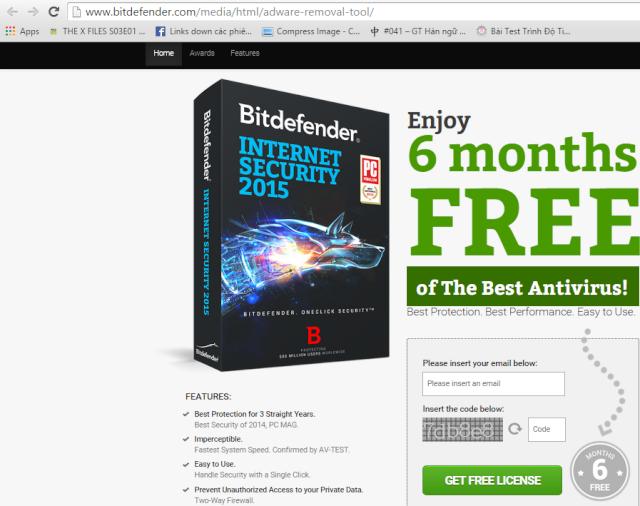 Miễn phí 6 tháng bản quyền Bitdefender Internet Security 2015 (2) Bitdef12