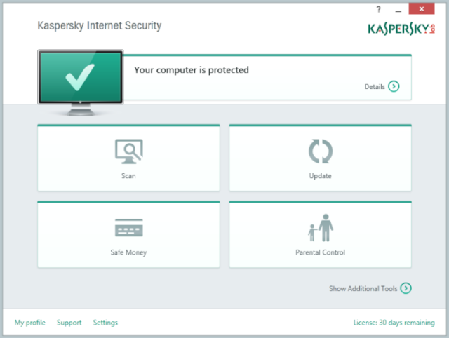 Kaspersky Internet Security 2015 15.0.2.361 Kis20110