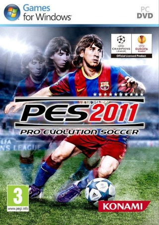 Download Pro Evolution Soccer 2011 Pes20114