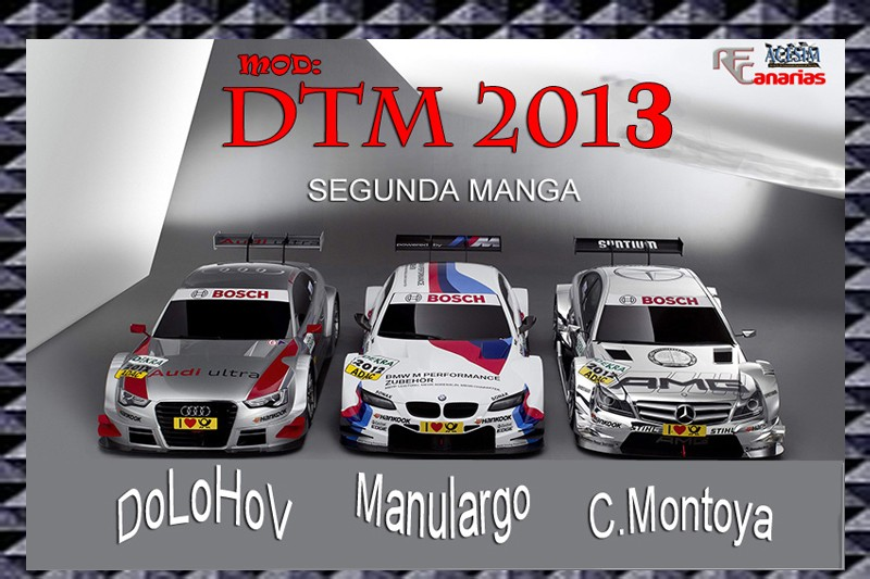 Presentacion DTM  (BRANDS HATCH) Podium26