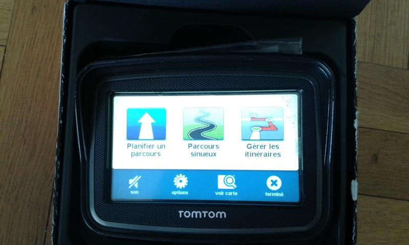 [VENDU] GPS Tomtom rider V4 Europe 20150519