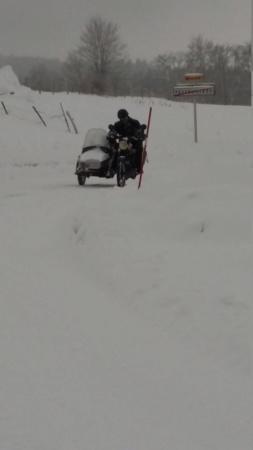 """hivernale """"les pommerats"""" Jura Suisse. 20190219"""