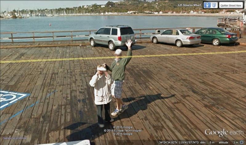 STREET VIEW : un coucou à la Google car  - Page 30 Coubar10