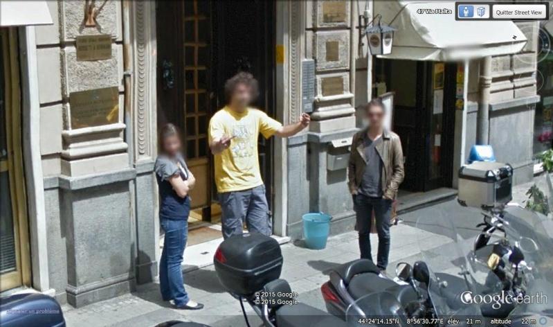 STREET VIEW : quand la Google Car attise l'obscénité - Page 2 Cougen11