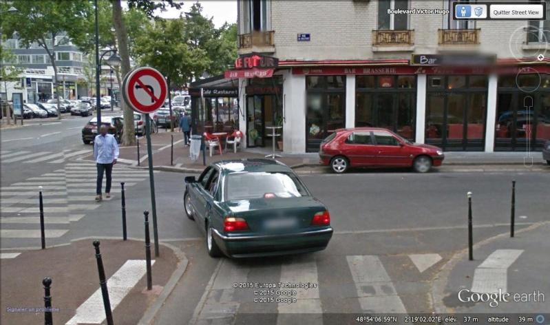 Street View : Les infractions au code de la route Infra110