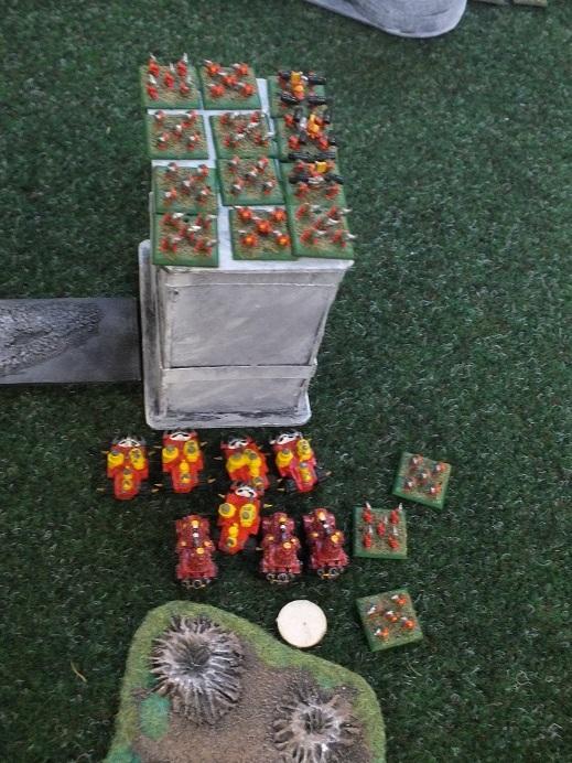 [C3F] Orks vs Eldars 4000 points Dscf2612