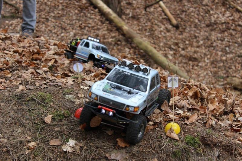 1er challenge scales-crawlers en Belgique Stam311