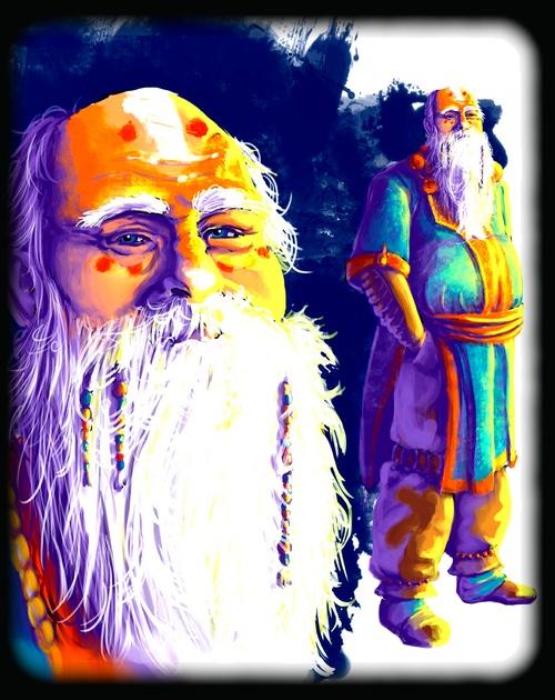 La Quête du Céleste Monk2211