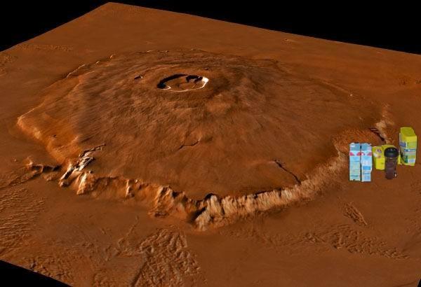 MARS.Surprenante structure découverte au Mont Olympus Olympu10