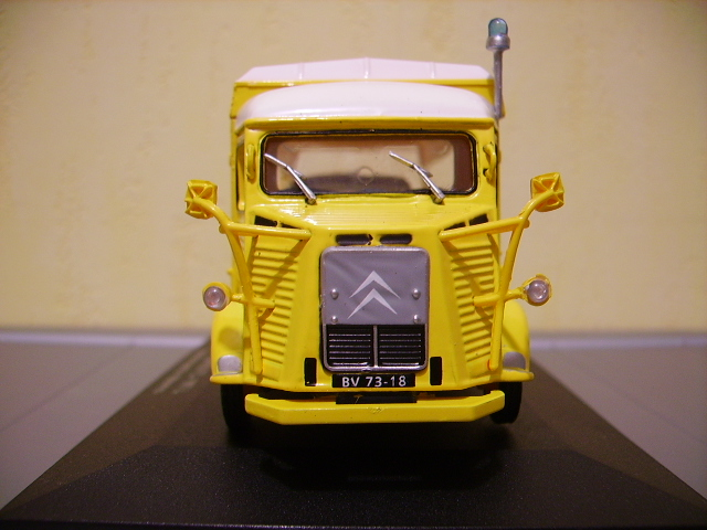 Plateau porte-voiture Citroën Type_h10