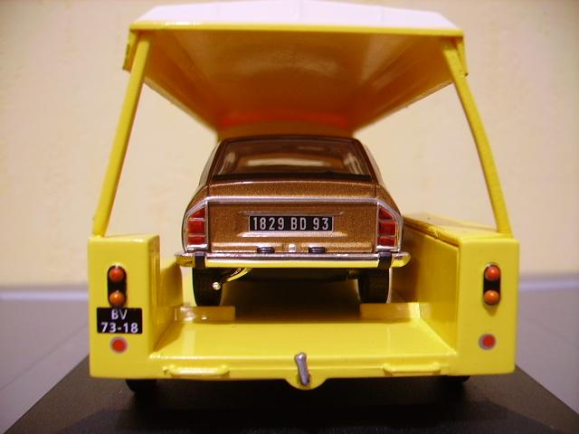 Plateau porte-voiture Citroën Type_h11