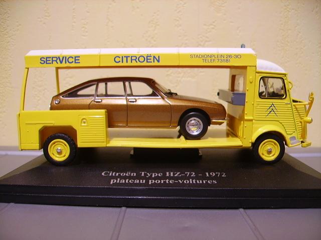 Plateau porte-voiture Citroën Type_h12