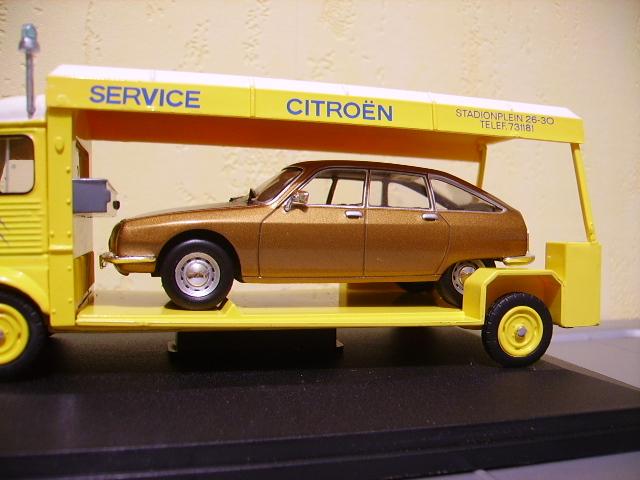 Plateau porte-voiture Citroën Type_h13