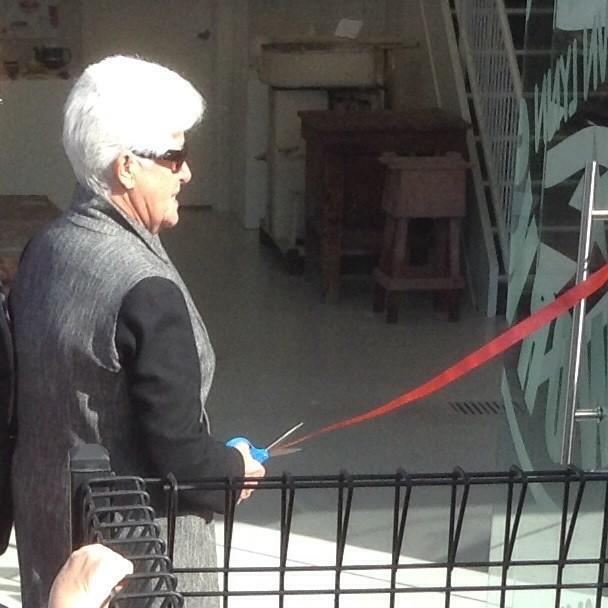 Portage Ceramic Trust Museum Breaking News !!! Lady10