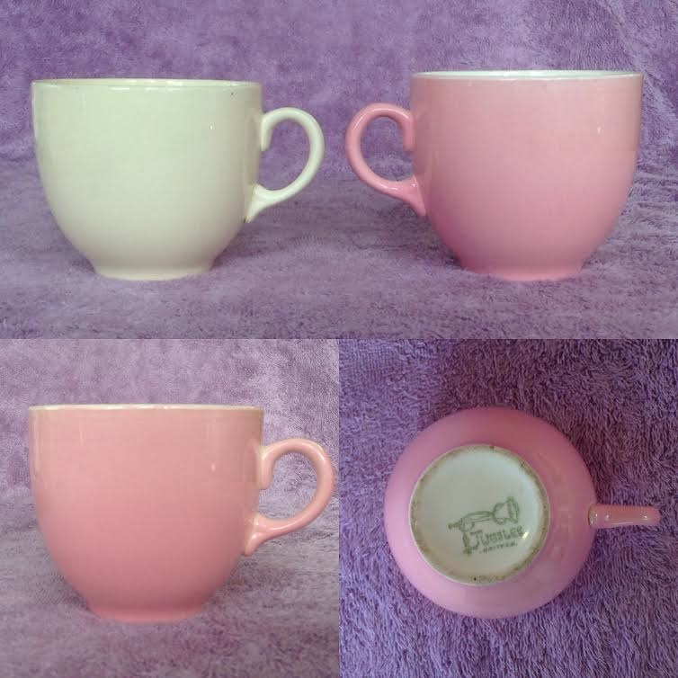 Rose Dawn (crimp, crimped-edge) shapes 818 Pink7510
