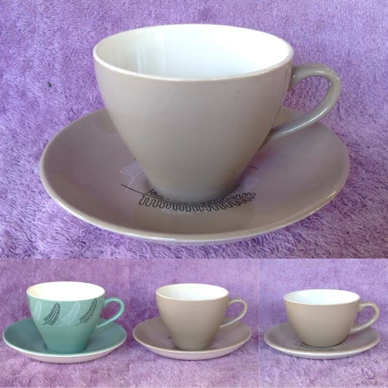 Reflections duos: a guide to matching cups and saucers Reflec12