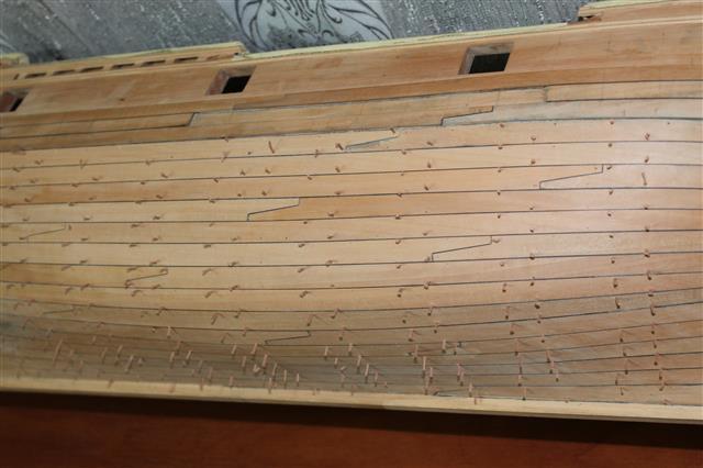 La Belle 1684 scala 1/24  piani ANCRE cantiere di grisuzone  - Pagina 3 Img_6110