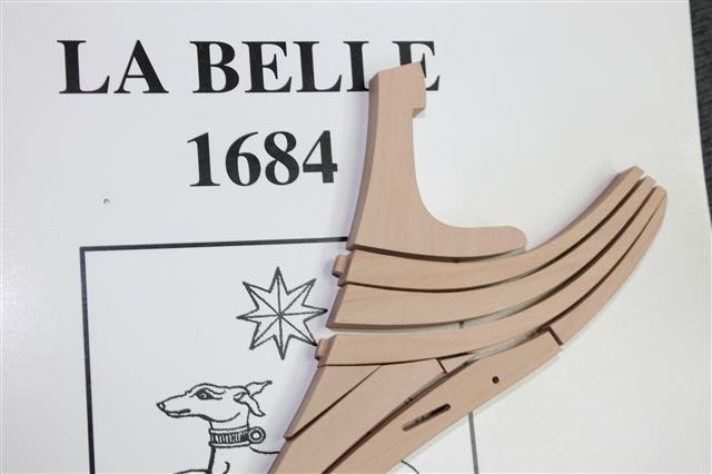 La Belle 1684 scala 1/24  piani ANCRE cantiere di grisuzone  - Pagina 3 Img_6214