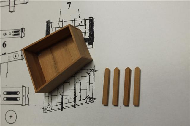 La Belle 1684 scala 1/24  piani ANCRE cantiere di grisuzone  - Pagina 3 Img_7310