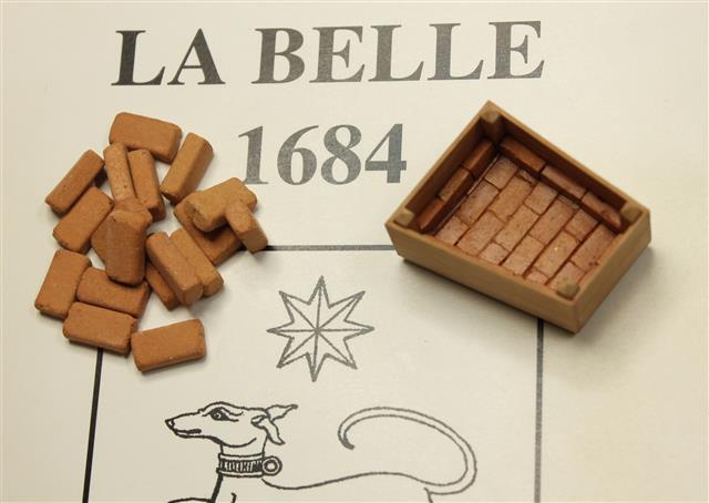 La Belle 1684 scala 1/24  piani ANCRE cantiere di grisuzone  - Pagina 3 Rimg_713