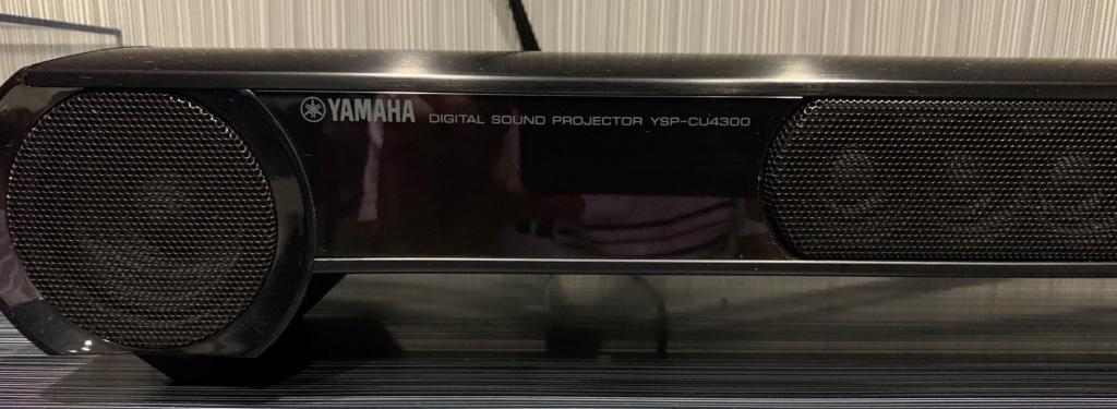 Yamaha YSP-4300 7.1 Ch Soundbar with Wireless Sub-woofer 311