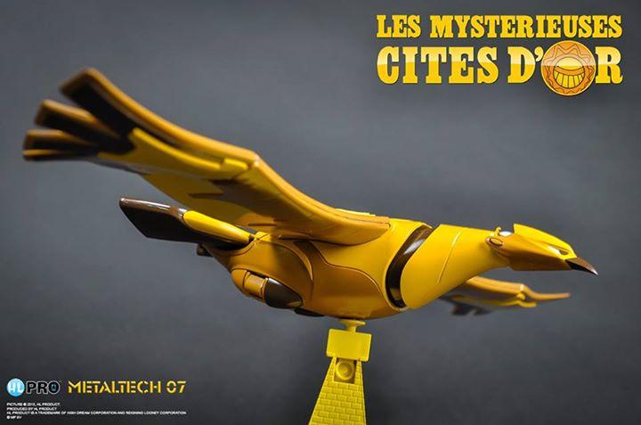 Les Mystérieuses Cités d'Or - Page 3 Grandc10