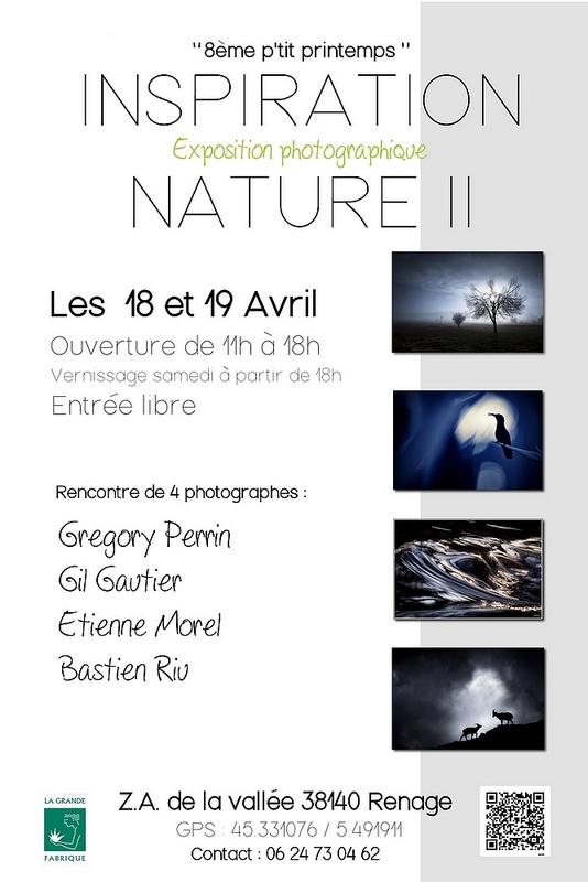 "Expo ""Inspiration Nature II"" à Renage (Isère) Renage10"