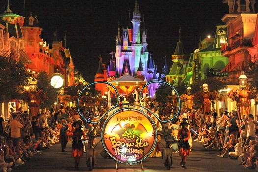 Walt Disney World Halloween + Noël 2015  13359910