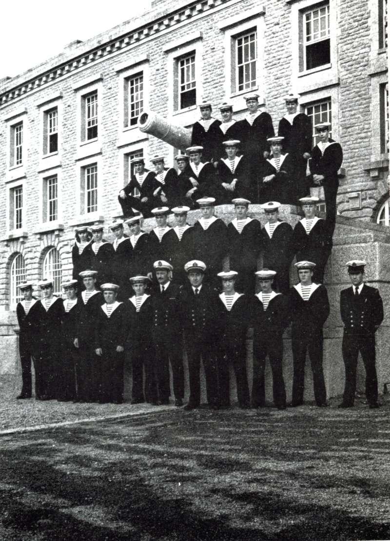 [ École des Mousses ] Promotion 74/75 34csec11