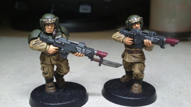Garde Impériale - Astra Militarum 46520111