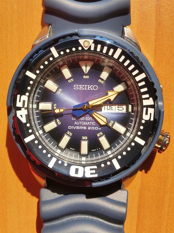 Vos photos de montres non-russes de moins de 1 000 euros - Page 9 20150511