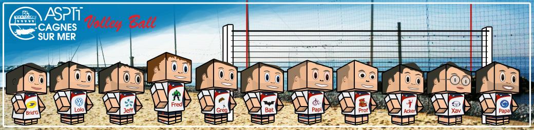 ASPTT Cagnes sur Mer - Volley-Ball