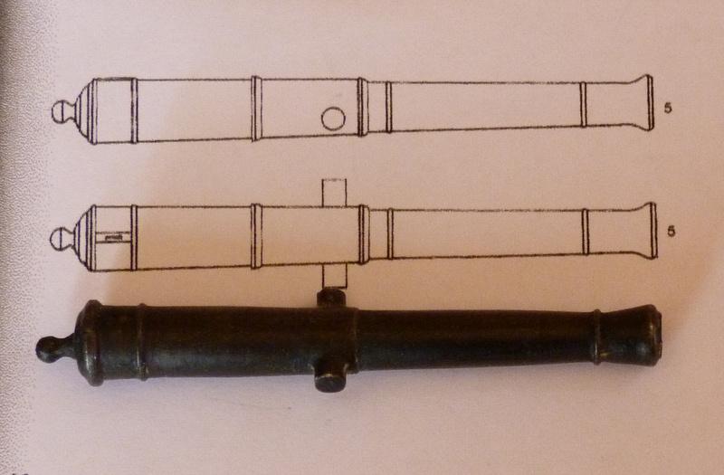 HMS Surprise au 1/48e - kit-bashing - Page 20 P1050821