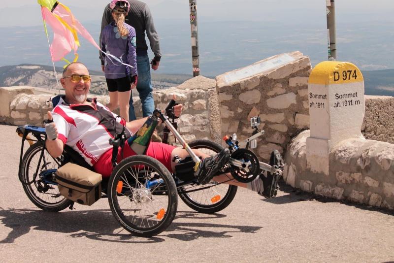 Le tricycle couché (ou trike) 11221011