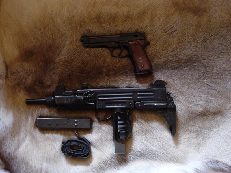 Beretta tir trop bas. Dsc00111