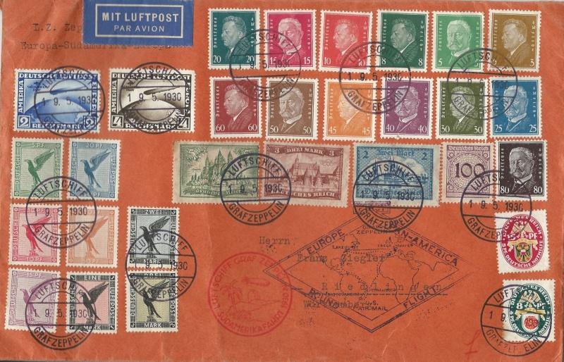 """Südamerikafahrt 1930 (Rundfahrt-) Post nach Friedrichshafen"""" - Seite 5 57_h_b10"""