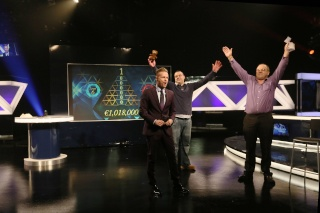 Familia gana €1m en 'Million Euro Challenge' Martin10