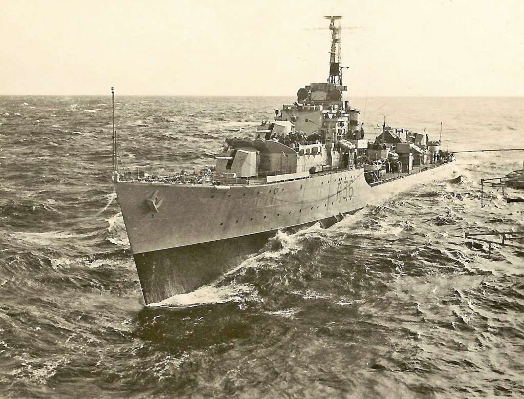 DESTROYER DE LA ROYAL NAVY : du CAESAR au DUCHESS C2_19410