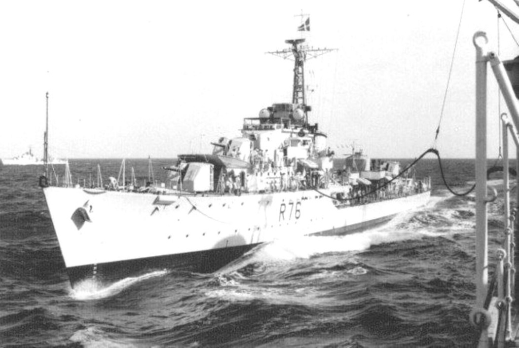 DESTROYER DE LA ROYAL NAVY : du CAESAR au DUCHESS Hms_co14