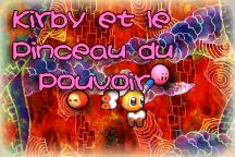 Kirby et le Pinceau du Pouvoir