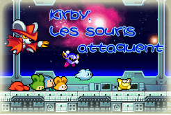 Kirby: Les Souris Attaquent